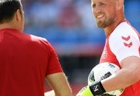 دانمارک یک- استرالیا صفر/ گلزنی اریکسن دانمارک را پیش انداخت