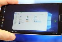 هوآوی سیستم عامل ویندوز ۱۰ را روی گوشیهای اندرویدی میآورد (+عکس)