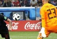 کابوس آرژانتین کامل شد | کرواسی ۳ - یاران مسی صفر