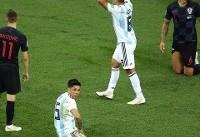 کرواسی ۳ - آرژانتین صفر/ کابوس آرژانتین در نیژنی
