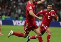 نگاهی متفاوت به بازی ایران و اسپانیا