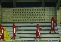 آغاز اردوی آسیایی تیم بسکتبال جوانان دختر با ۳۶ بازیکن