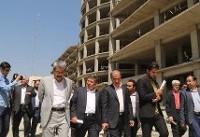 ازلزوم نگهداری و بهرهبرداری سازههای تهران تا برگزاری جلسه با سرداراشتری درباره گود برج میلاد