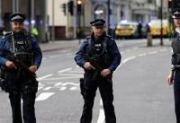 دستگیری مردی در لندن که ادعا می کرد بمب دارد