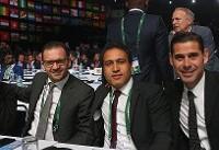 مهدویکیا: انتقاد از بازی دفاعی ایران درست نیست/ سالگادو گفت بنشین سر جایت، آفساید بود!