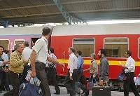 افزایش ۱۰ درصدی قیمت بلیت قطار از امروز