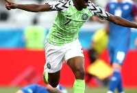 احمد موسی بهترین بازیکن دیدار نیجریه - ایسلند شد