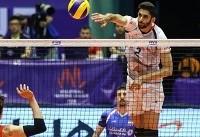 هفته پنجم لیگ ملتهای والیبال؛ ایران ۳  کره جنوبی  ۱
