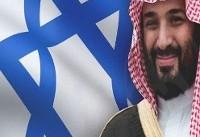 دیدار محرمانه بن سلمان با نتانیاهو فاش شد