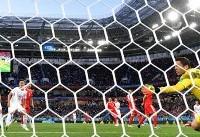 پیروزی سوئیس برابر صربستان در وقت های اضافه