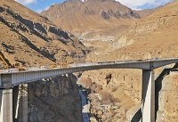 بازدید مقامات از آخرین مراحل کار در آزادراه تهران-شمال