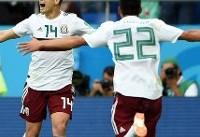 ویدئو / خلاصه دیدار مکزیک و کره جنوبی در جام ۲۰۱۸