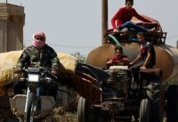 Assad defies United States, presses assault in southwest Syria