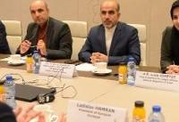 جنیدی با رئیس سازمان همکاری قضایی اتحادیه اروپا دیدار کرد