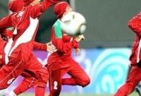 بانوان فوتبالیست ایران در جایگاه ۵۸ جهان