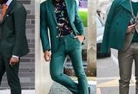 راهنمای خرید لباس سبز برای آقایان