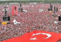 Erdogan, rival Ince trade blows on eve of crunch Turkey polls
