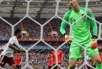 مکزیک ۲- کره جنوبی ۱؛حذف یک آسیایی دیگر