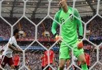 کره جنوبی مقابل مکزیک شکست خورد