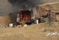 خسارات و تلفات سنگین نیروهای یمنی به متجاوزان سعودی در نجران