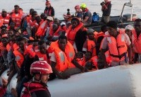 Italy defiant as migrant ship stranded in Mediterranean