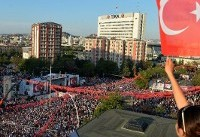 Turkey opposition candidate challenges Erdogan again in giant rally
