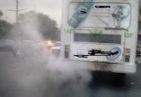 تردد اتوبوسهای دودزا در تهران ممنوع میشود