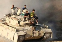US tells Syria rebels not to expect help against army assault