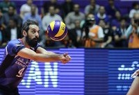 Iran seize third successive win in VNL
