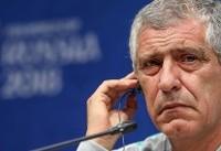 سانتوس: ایران مقابل اسپانیا نشان داد چه تیم خوبی است