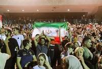 قطعی شدن نمایش بازى ایران و پرتغال در ورزشگاه آزادى