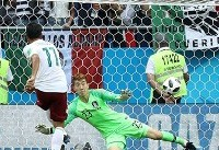 جام جهانی ۲۰۱۸؛ کره جنوبی  ۱  مکزیک  ۲