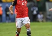 محمد صلاح از تیم ملی فوتبال مصر خداحافظی می کند!
