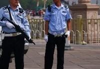 ورود کامیون به میان جمعیت در چین/۱۱ نفر کشته و زخمی شدند