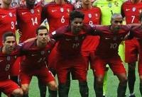 اعلام ترکیب تیم ملی پرتغال برای رویارویی با ایران