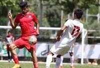 دعوت شدن ۳۰ بازیکن به اردوی تیم فوتبال امید