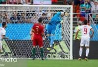 ایران ۱- پرتغال۱/ خداحافظی عزتمندانه از جامجهانی