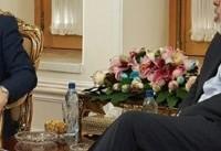 دیدار و گفتوگوی فیصل مقداد با ظریف