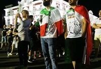 انتقاد هواداران ایرانی از تجمع برابر هتل تیم پرتغال
