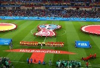 تا دقیقه ۱۴ / اسپانیا صفر- مراکش یک