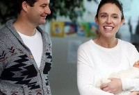 N. Zealand PM hopes for new world for daughter Neve