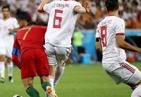 توقف رونالدو و پرتغال مقابل ایران | خداحافظی عزتمندانه تیم ملی از جامجهانی