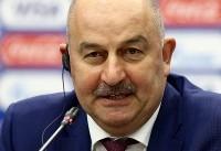سرمربی روسیه:برای تغییر نتیجه تلاش کردیم /بازی سختی در مرحله بعد داریم