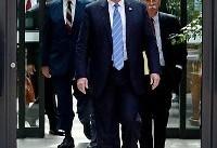 ترامپ پیش از ترک اجلاس گروه ۷: تجارت با آمریکا عادلانهتر شود