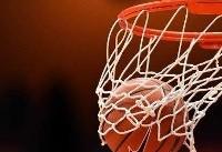 بردی دیگر برای بسکتبالیستهای امید در جام ویلیام جونز