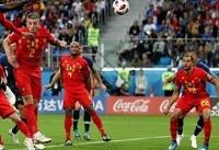 اومتیتی بهترین بازیکن دیدار فرانسه - بلژیک شد