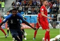 ویدئو / خلاصه دیدار فرانسه و بلژیک در جام ۲۰۱۸