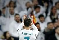 نامه خداحافظی رونالدو با رئال مادرید