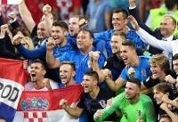 خلاصه دیدار انگلیس و کرواسی در جام جهانی ۲۰۱۸ +فیلم