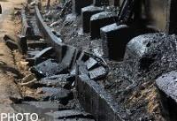 اجساد جان باختگان سانحه اتوبوس سنندج - تهران شناسایی شدند